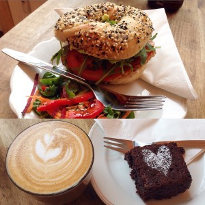 Black Sheep Cafe Berlin - Vegan Nom Noms