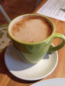 Dynamo Bake Coffee Budapest | Vegan Nom Noms