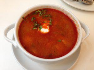 Vegan Hungarian Goulash - Vegan Nom Noms