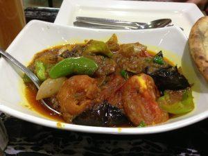 Al Shorafaa Dubai Eggplant | Vegan Nom Noms