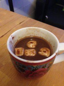 Vegan Hot Chocolate with Dandies | Vegan Nom Noms