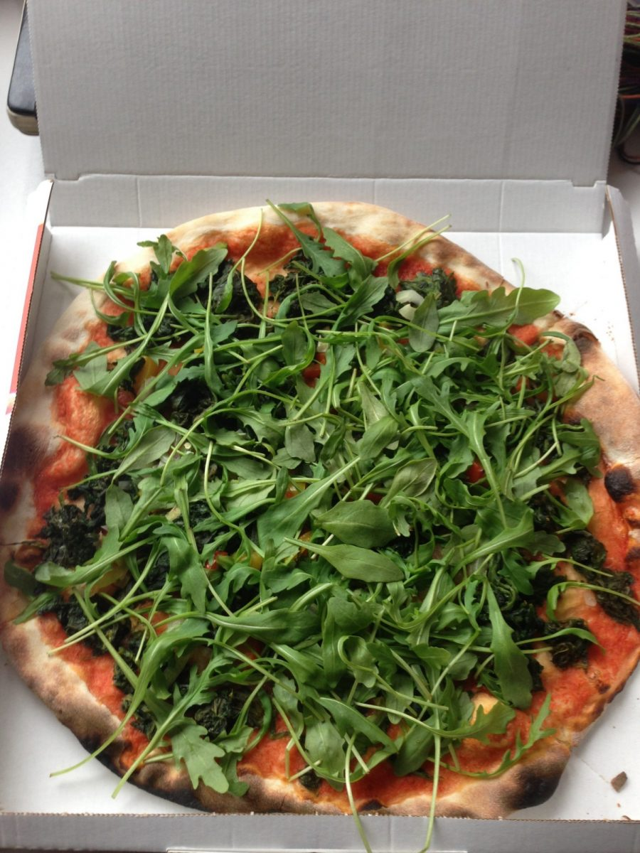 Pizza Without Cheese Austria