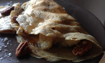 Oatmeal, Crepes, Summer Rolls, Homemade Pasta & Unseasonal Pumpkin Pancakes!
