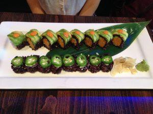 Hana Sushi NYC | Vegan Nom Noms