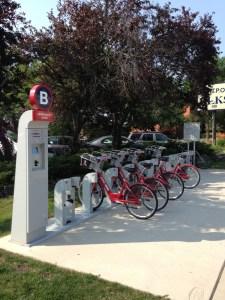 Bike rentals in Madison Wisconsin | Vegan Nom Noms