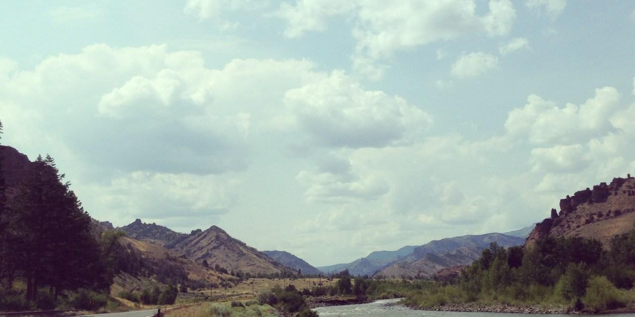 Vegan Nom Noms Does America: Yellowstone National Park