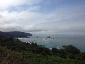 Coastal Route Highway California | Vegan Nom Noms