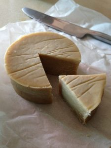 Treeline Plain Aged Tree Nut Cheese | Vegan Nom Noms
