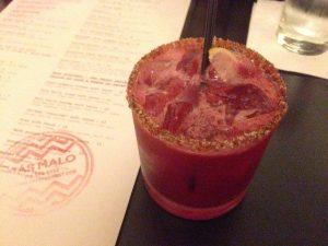 Mas Malo Cocktails Vegan Los Angeles | Vegan Nom Noms