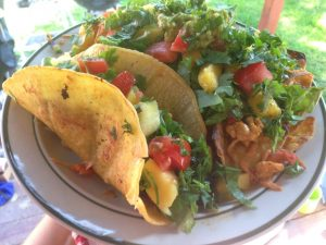 Vegan Tacos Kale | Vegan Nom Noms