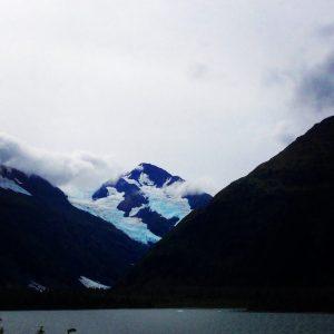 Glacier Alaska | Vegan Nom Noms