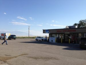 Middle of Nowhere Gas Station | Vegan Nom Noms