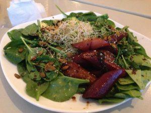 Seed New Orleans Salad | Vegan Nom Noms