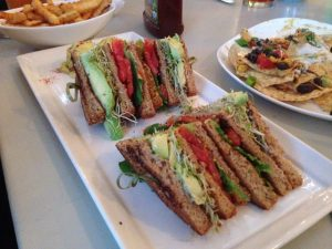 Seed New Orleans Avocado Sandwich | Vegan Nom Noms
