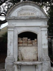Lafayette Cemetary No. 1Grave New Orleans | Vegan Nom Noms