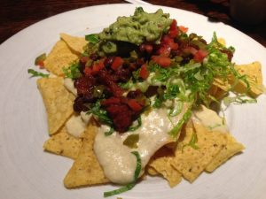 Cafe Sunflower Atlanta Nachos | Vegan Nom Noms