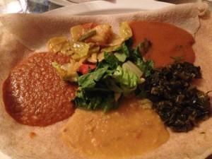 Abyssinia Ethiopian Philly | Vegan Nom Noms