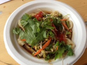 Holy Heimat Loving Hut Noodle Soup | Vegan Nom Noms