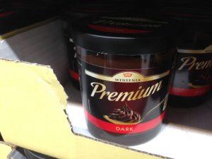 Kaufland Schöneweide Dark Chocolate Spread