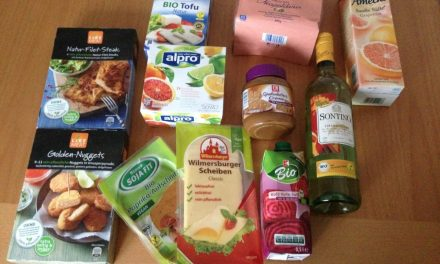 Vegan in Germany: Vegan Products Found at Kaufland