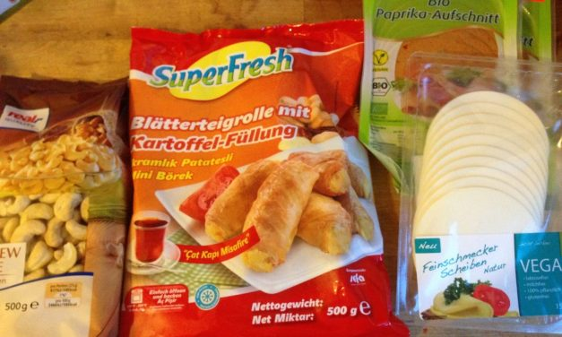 Vegan in Germany: Vegan Products Found at Real