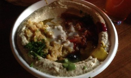 New in Vegan Berlin: Hummus Berlin, Alaska, Neta Mexican Street Food