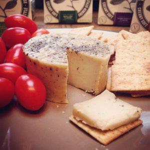 Treeline Cracked Pepper Hard Cheese - Vegan Nom Noms