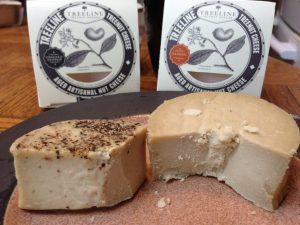 Treeline Cracked Pepper and Original Hard Cheeses - Vegan Nom Noms