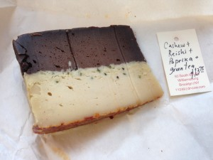 Dr Cow Cashew Reishi Pprika Green Tea Cheese - Vegan Nom Noms