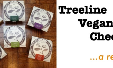 Treeline Artisan Vegan Cheese Product Review