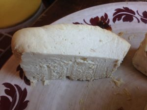 Vtopian Carmalized Onion Cheese - Vegan Nom Noms