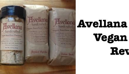 Avellana Creamery Vegan Cheese Review