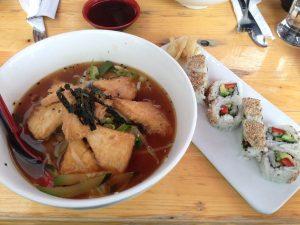 Makiman Ramen and Sushi Bonn - Vegan Nom Noms