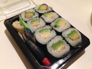 Vegan Sushi Rewe Bonn - Vegan Nom Noms