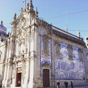 Sao Bento Train Station Porto Portugal - Vegan Nom Noms