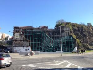 Porto Portugal Buildings - Vegan Nom Noms