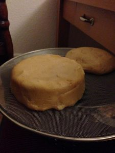 Vegan Cheese Air-Drying - Vegan Nom Noms