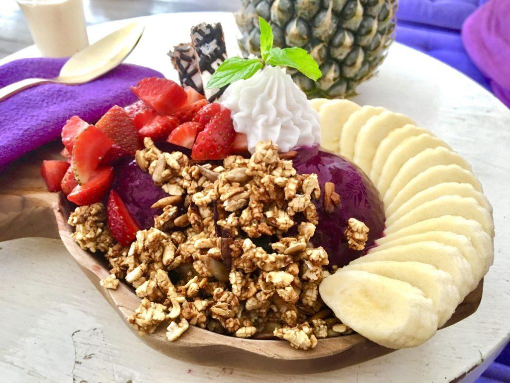 Acai Queen Ubud - Vegan Bali Acai Bowl