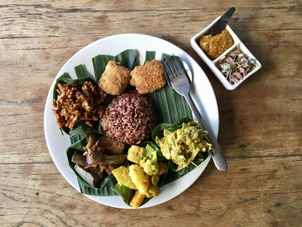 Warung Sopa Vegan Balinese Food