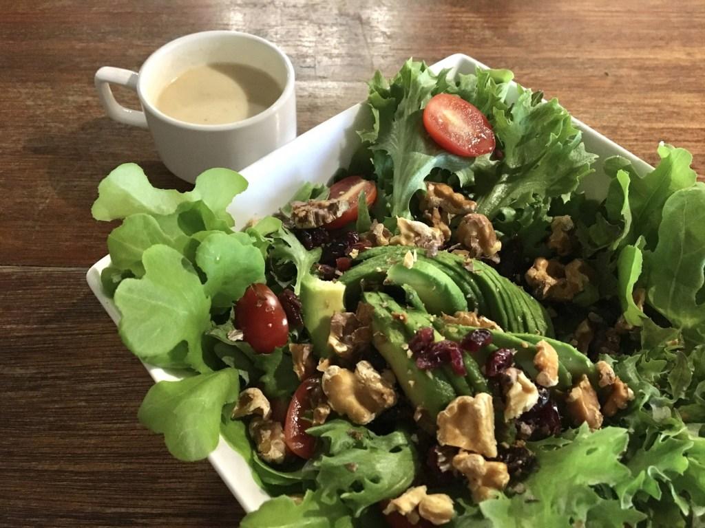 vegan penang pinxin vegan cuisine avocado salad