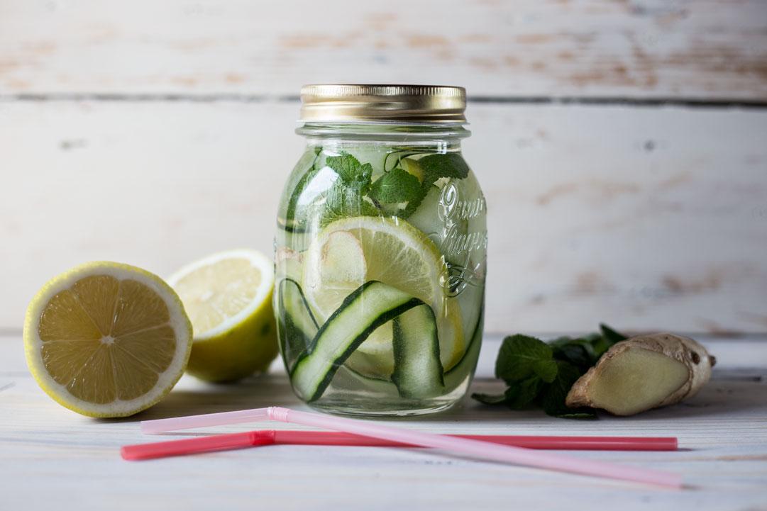 Acqua Detox  lacucinavegetarianait
