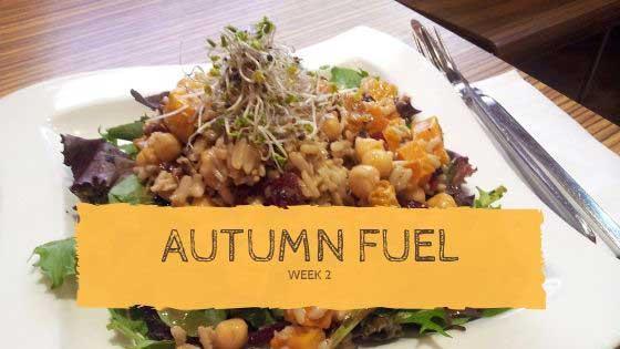 Autumn Fuel - Week 2 | 7-Day Vegan Meal Plan