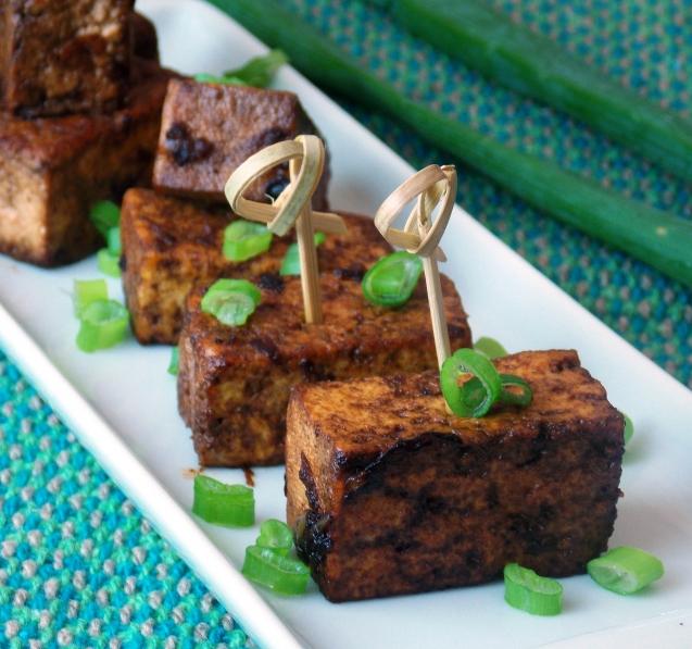 Tofu Apimentado