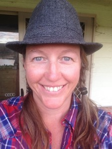 "Tami Jonas, an ""ethical farmer"" who is giving other farmers advice on how to deal with 'abolitionist vegans'. Source: Facebook"