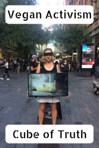 The Cube of Truth in Sydney