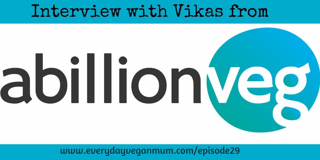 Eating Out for a Cause – with Vikas from abillionveg