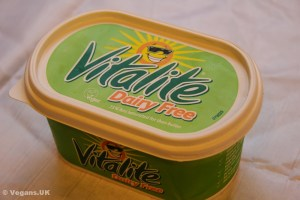 Vitalite is nice and soft and easy to cream