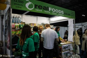 Real Foods, from Edinburgh