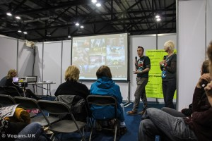 Talk with Jane Easton and Justin Kerswell of Viva!