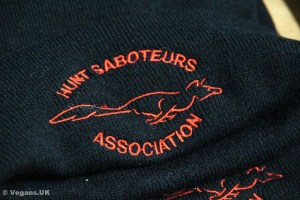 Hunt Sabs, doing it for the animals.
